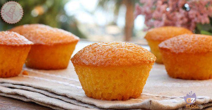 Muffin 8 cucchiai senza burro, veloci e facilissimi da preparare, perfetti per la colazione, per la merenda, da portare a scuola o in ufficio.