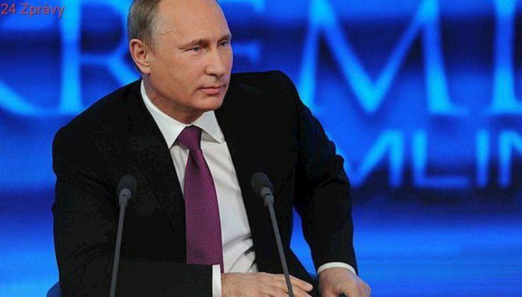 V Rusku je všechno možné, prezidentem může být i žena, prohlásil Putin