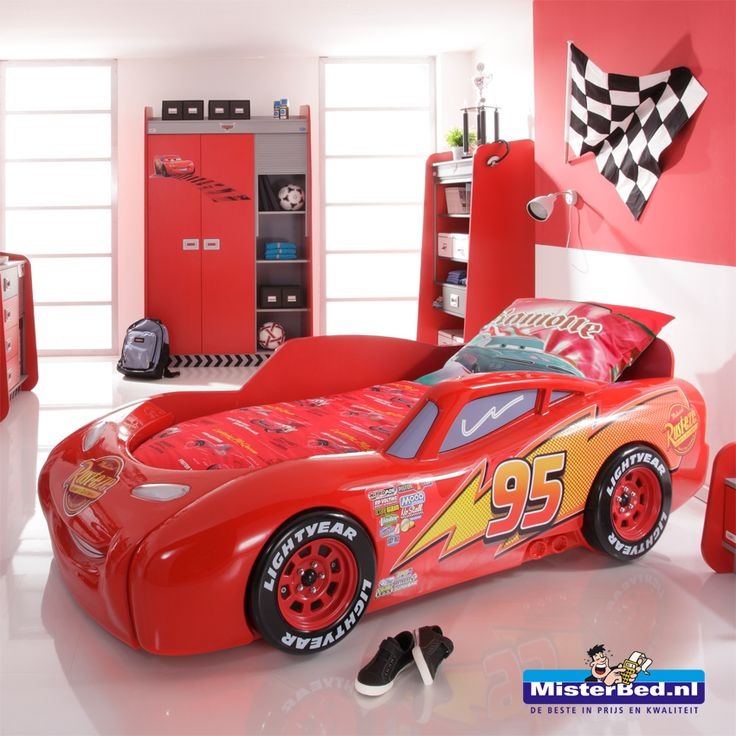 Cars Piston Cup autobed : Stoere Autobedden : Mister Bed ...