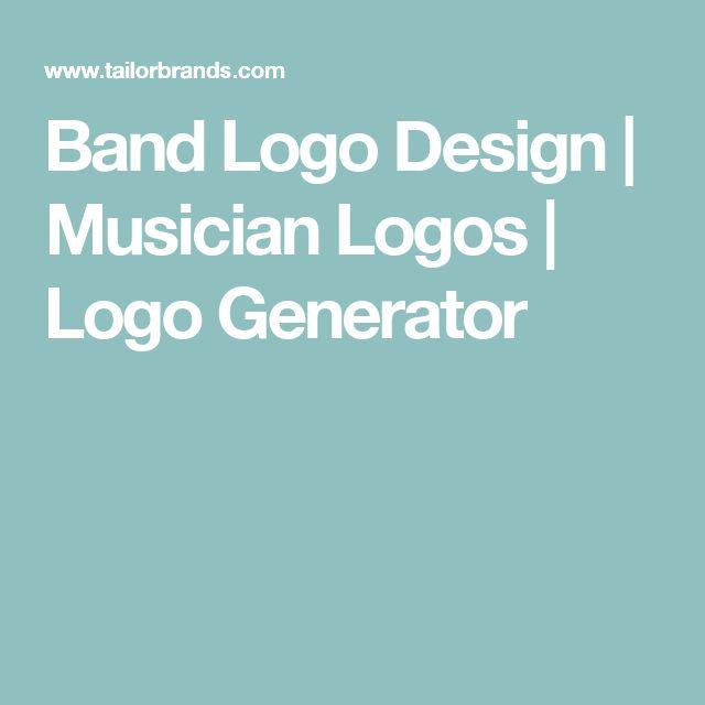Band Logo Design | Musician Logos | Logo Generator