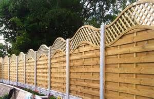 Omega Lattice Top Fence Panels | Cocklestorm Fencing