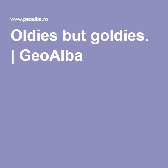 Oldies but goldies.   GeoAlba
