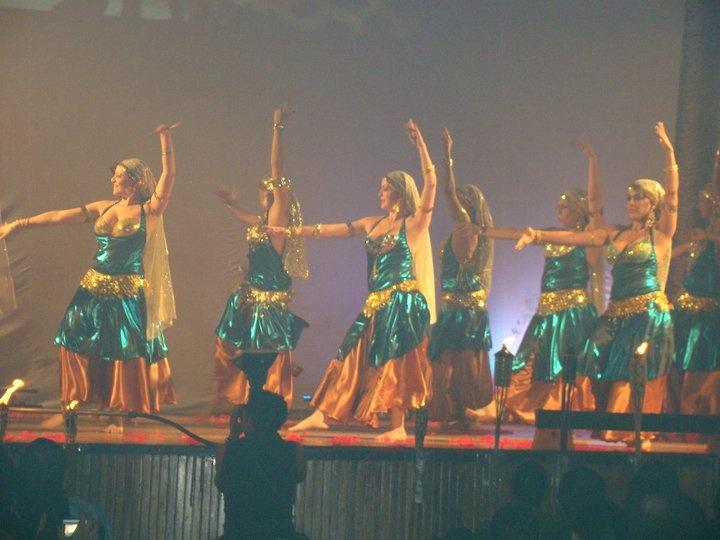 Gala Al Nujun 2011 Africa. Hagalla