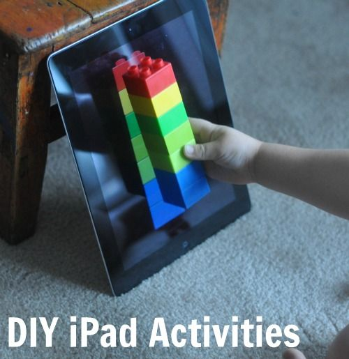 DIY iPad Activities