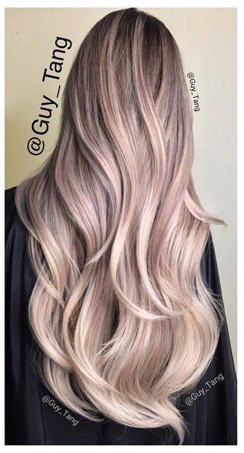 Pleasing 1000 Ideas About Pink Blonde Hair On Pinterest Blonde Hair Hairstyles For Men Maxibearus