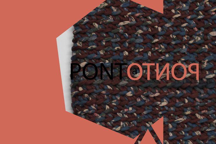 Ponto a Ponto | Padrão Castanho # Violeta  Para mais informações vá a https://www.facebook.com/pontoapontobags :)