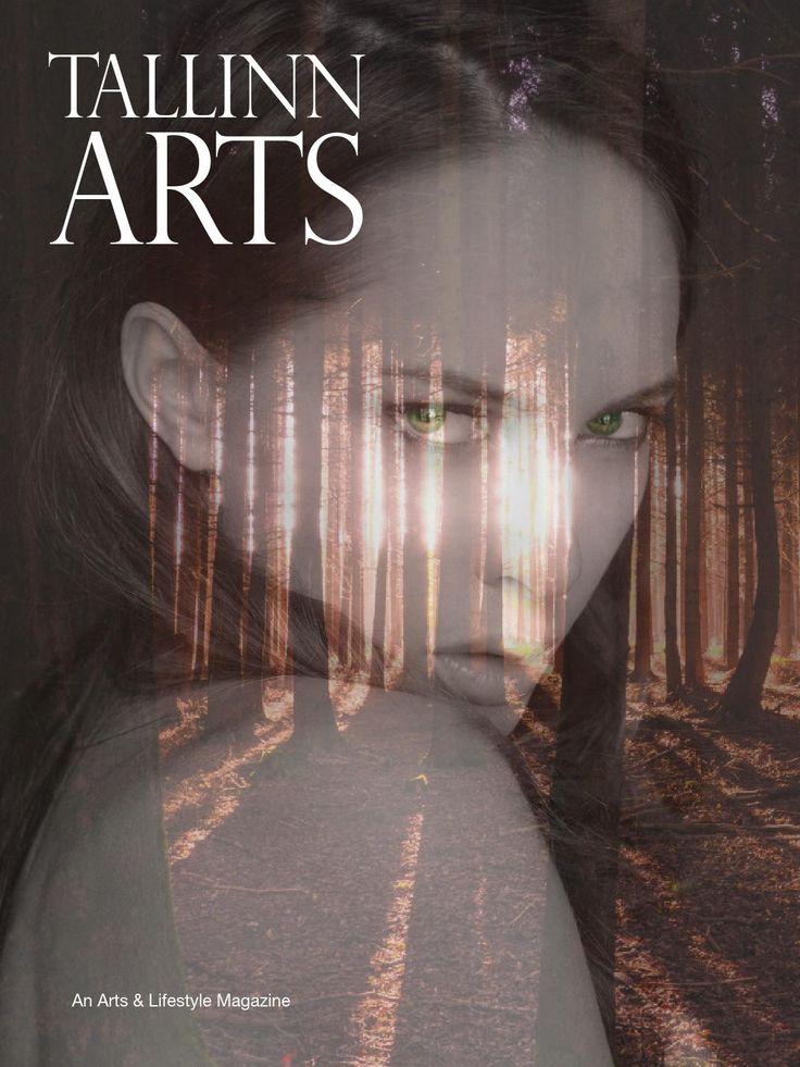 Tallinn Arts Magazine #4 - Cover  An arts and lifestyle magazine