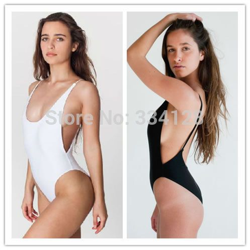 Cheap suit lapels, Buy Quality monokini bathing suit directly from China suit chic Suppliers: New Arrival White One Piece Backless Swimsuit 2014 Sexy Bandage Piece Swimwear Women Bathing suits Beach Wear Monokini