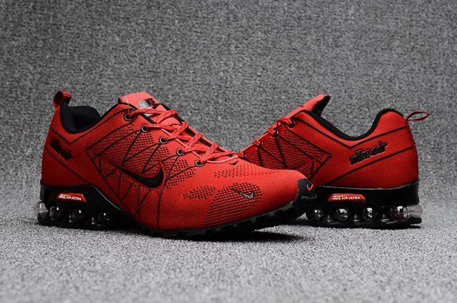 Ventilation Nike Air Ultra Max 2018. 5 Shox Bright Red Black