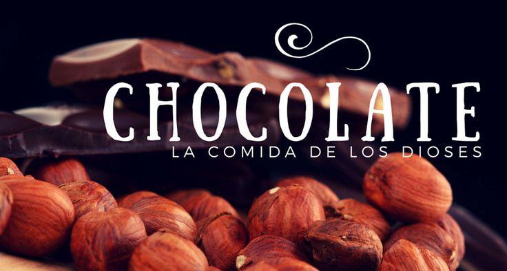 Chocolate, la comida de los dioses