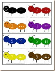 PreK wow lots of activities with ants for language and maths