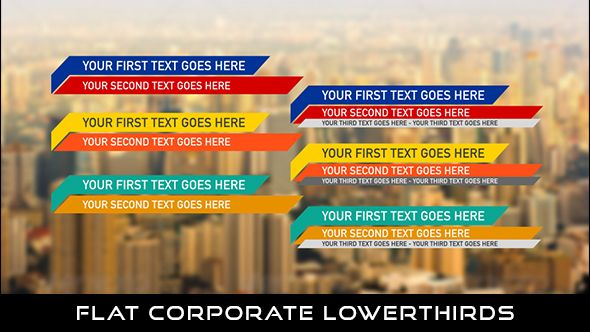 Flat Corporate Lowerthird  6 Lowerthirds   Full HD 1920×1080   Quicktime PNG alpha codec   Each 10 seconds.  #envato #videohive #motiongraphic #aftereffects #animatedlowerthird #broadcast #caption #color #corporate #elegant #flat #modern #presentation #professional #simple #television #text #title #youtube