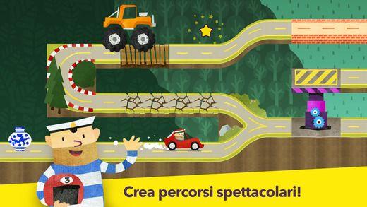Fiete Cars: gioco per bambini che amano le auto