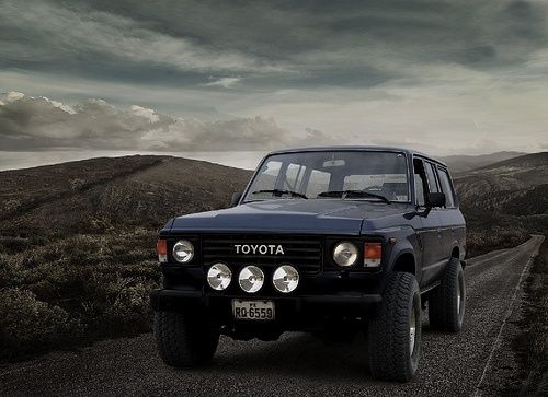 FJ60 de Andres Ocampo by LandCruiser Peru, via Flickr