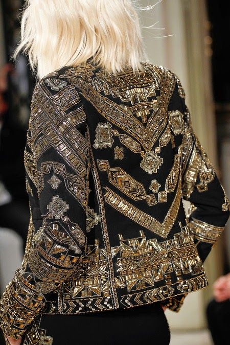 On Trend Today: Emelio Pucci- Fall 2014