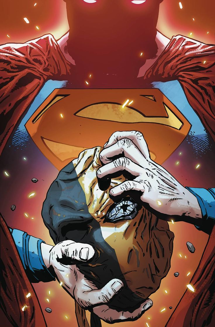 """THE PROFESSIONAL"" part eight! It's the Man of Steel vs. the world's deadliest assassin in the no-holds-barred finale to the ""The Professional""! Written by CHRISTOPHER PRIEST Art by CARLO PAGULAYAN an"