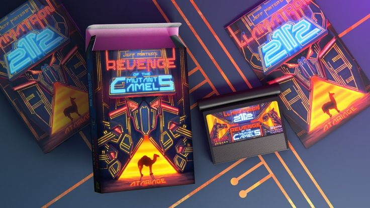 """Jeff Minter Classics - Atari Jaguar - Llamatron 2112 & Revenge of the Mutant Camels      For the first time on the Atari Jaguar, experience Jeff Minter's classic games """"Llamatron 2112"""" and """"Revenge of the Mutant Camels"""". Both games have been brou... https://www.youtube.com/watch?feature=youtu.be&utm_campaign=crowdfire&utm_content=crowdfire&utm_medium=social&utm_source=pinterest&v=ROtu-K2BdZc"""