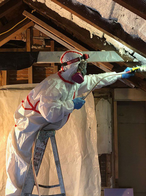 Fall Checklist Diy Spray Foam Insulation With Dow Froth Pak