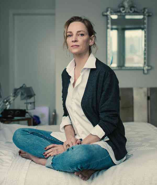 """This Is Why Uma Thurman Is Angry -- Abuse from men like Harvey Weinstein and Quentin Tarantino: This Is Why Uma Thurman Is Angry: """"Personally, it has taken me 47 years to stop calling people who are mean to you 'in love' with you. It took a long time because I think that as little girls we are conditioned to believe that cruelty and love somehow have a connection and that is like the sort of era that we need to evolve out of."""""""