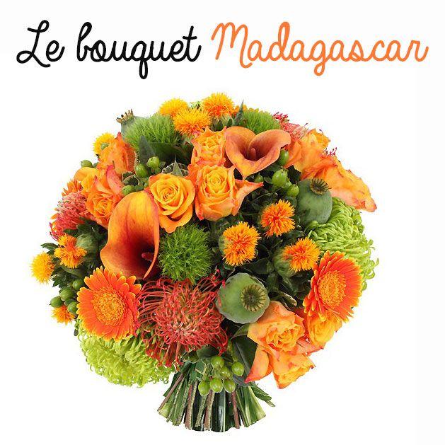 17 best images about bouquets de fleurs on pinterest for Livrer un bouquet