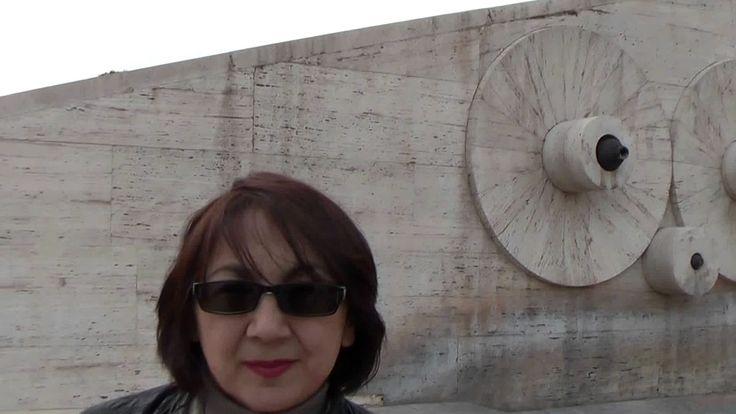 Прогулка по Касакадам. Ереван, Армения