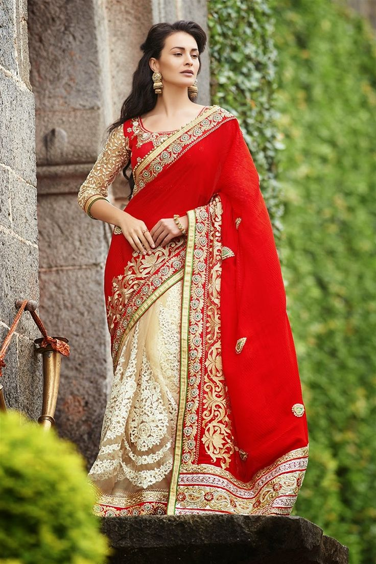 wedding sarees for bride