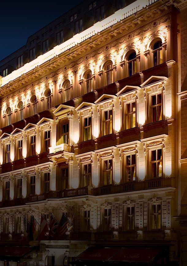 http://www.sacher.com/ Hotel Sacher Wien