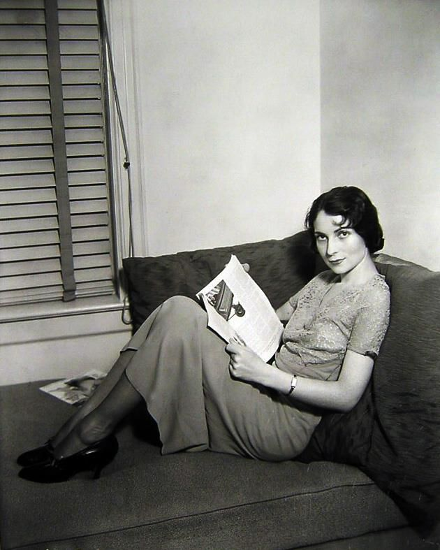 Pin by Rod Wilson on Agnes Moorehead | Pinterest