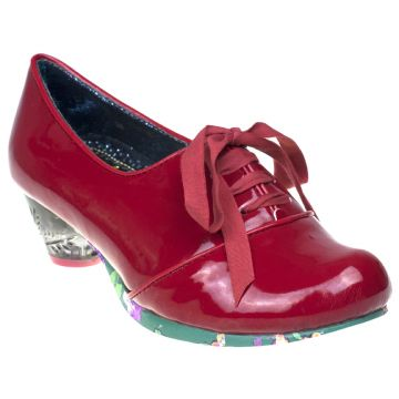 Irregular choice shoe Curio Low
