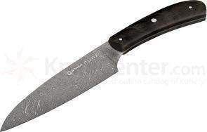 Boker Damascus Pure All-Purpose Utility Knife-131478DAM  #smallappliances #kitchenknives #bestknives #bellini #kitchentools #spherificator