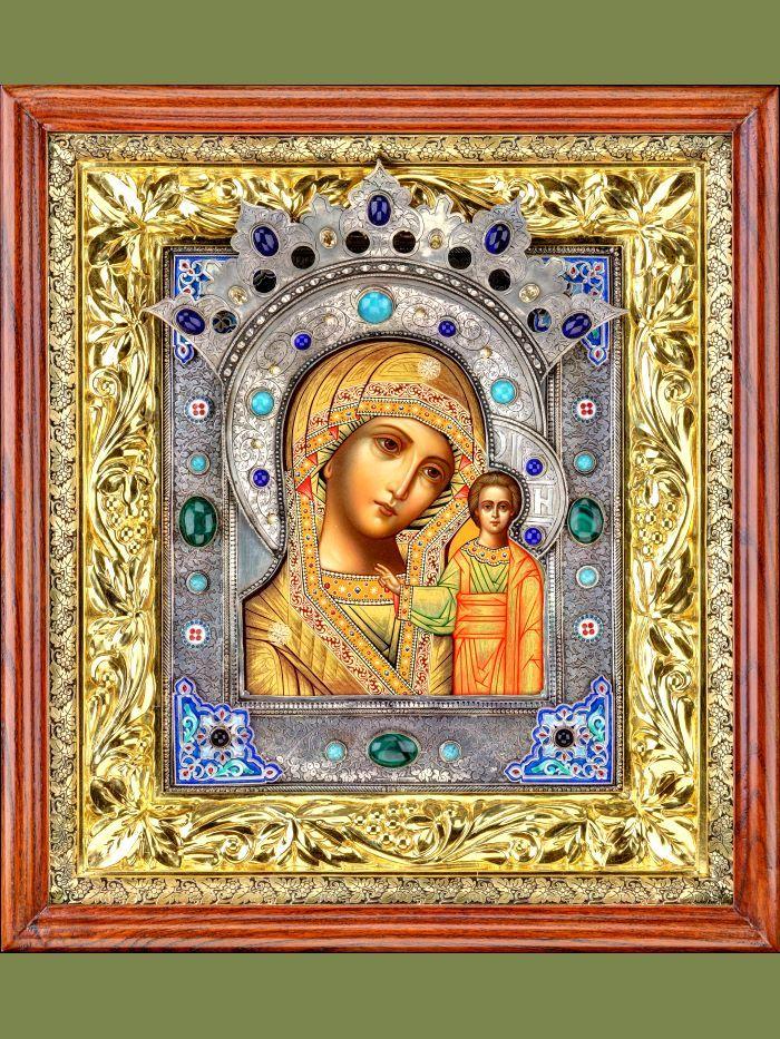 Икона Божией Матери «Казанская».