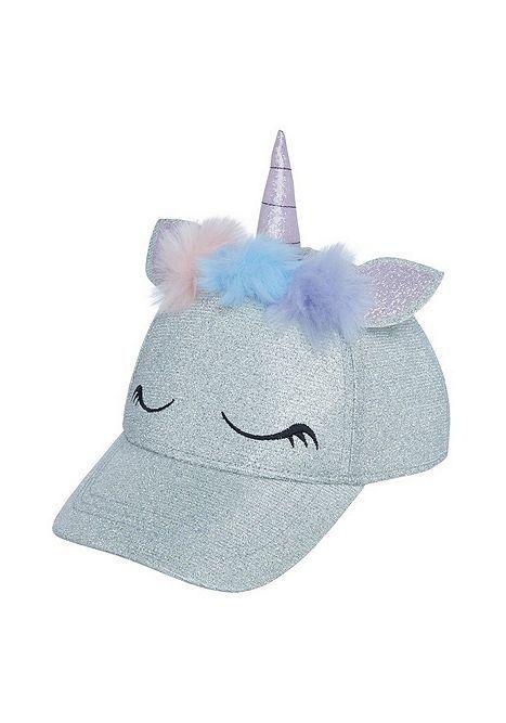 24040996af627 Tesco direct  F F Unicorn Pom Pom Cap