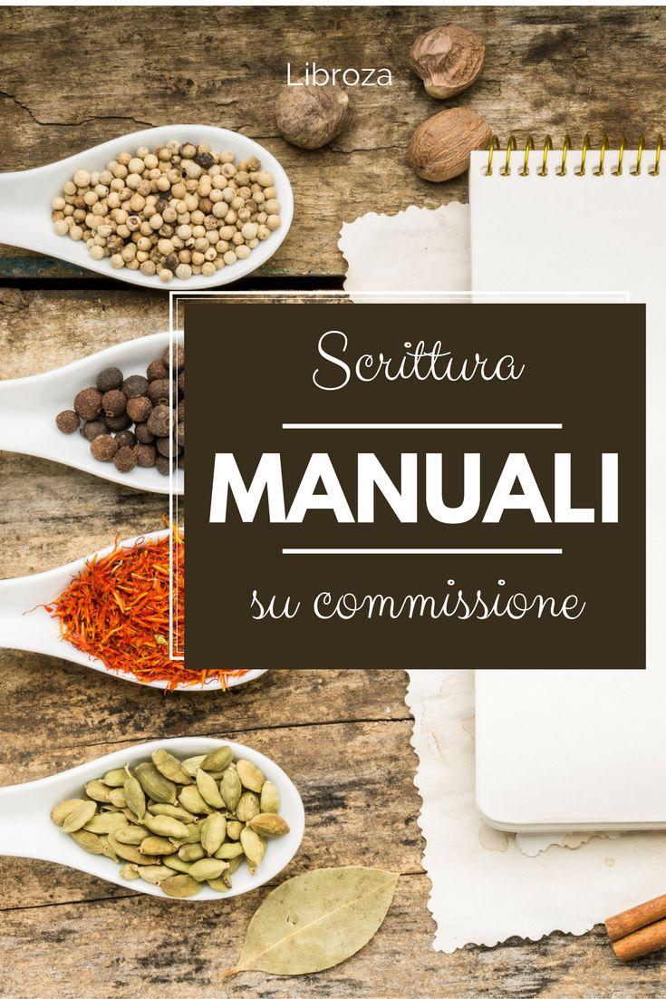 Servizio professionale di scrittura di manuali su commissione - Libroza.com