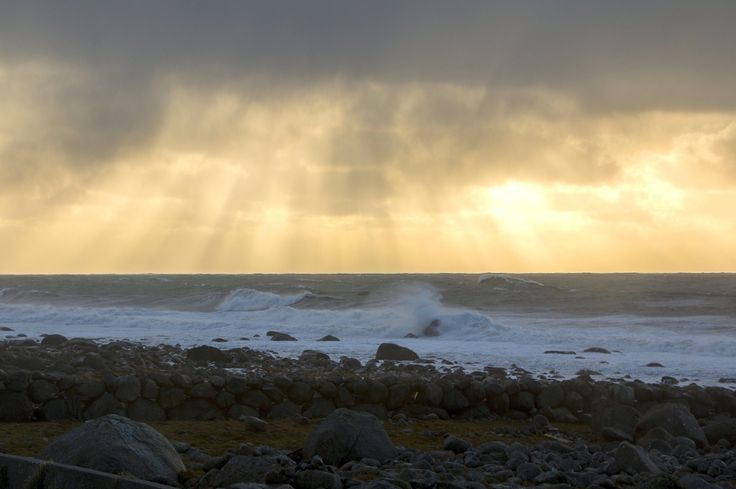 Storm Jæren Norway