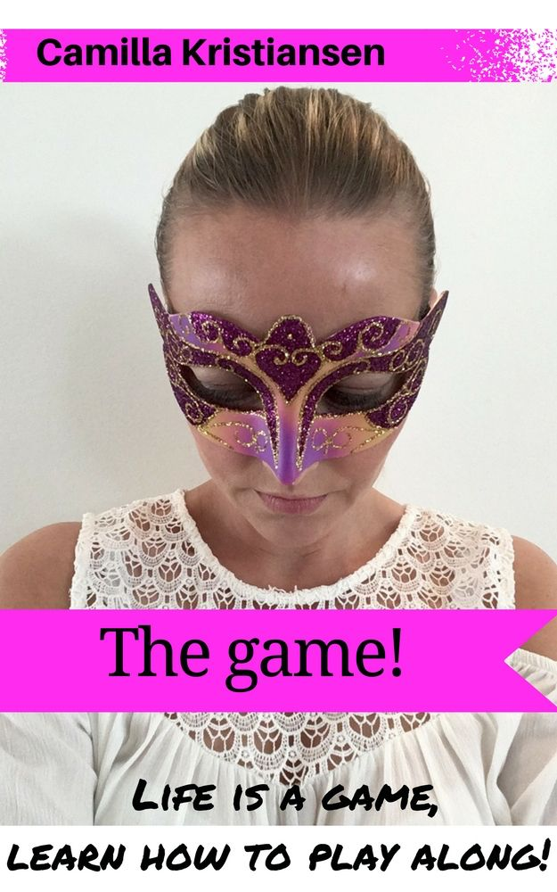 Life is a game. Learn how to play along and become the best version of you. Make money doing what you love, instead of being chained to an uninspiring job you hate. Life is happening right now in this moment. Are you ready to play it to the fullest? This book will help you get what you want NOW!