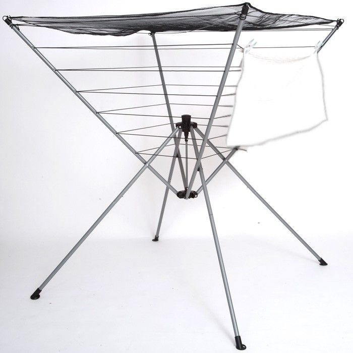 Greenway Portable Collapsible Clothesline, Green | Laundry, Laundry Rooms  And Room