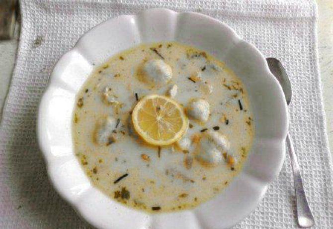 Nyírségi gombócleves tamil konyhájából