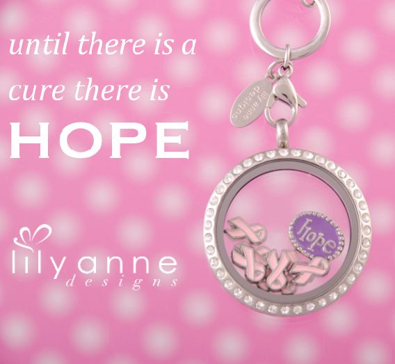 Until there is a cure there is hope!