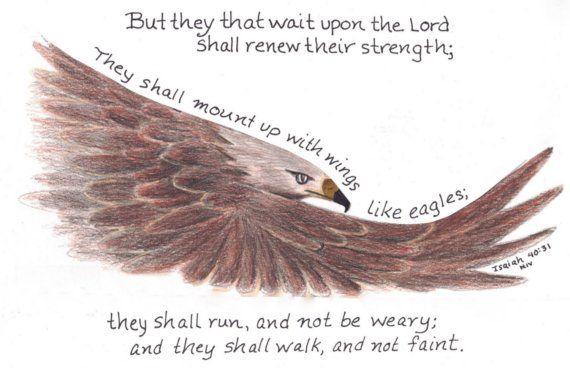 Isaïe 40, 31