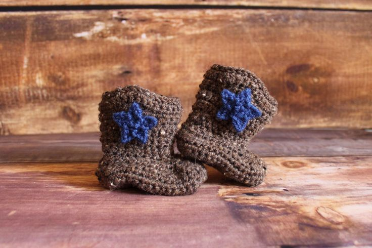 Cowboy Boots and Removable Stars - cowgirl boots knit cowboy boots crochet cowboy baby child toddler infant newborn matching hat boots by DoodlebugsDrumsticks on Etsy https://www.etsy.com/listing/151847485/cowboy-boots-and-removable-stars-cowgirl