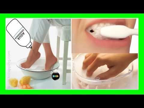Dientes Super Blancos con Agua Oxigenada http://youtu.be/kaByQfvFfNk