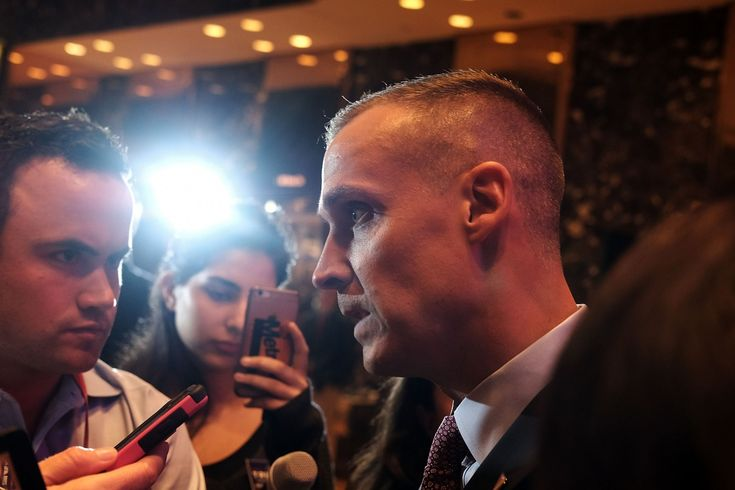 Lewandowski is let go amid ongoing scrutiny over missteps as the real estate mogul has sought to pivot to the general election.