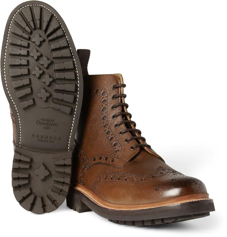 Grenson Mens Shoes Uk
