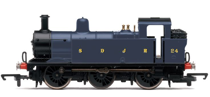 Hornby R2882 RailRoad S&DJR 0-6-0T Locomotive - Locomotives - Shop