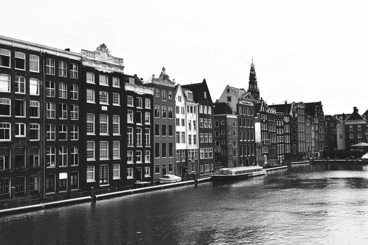 Wonky Amsterdam