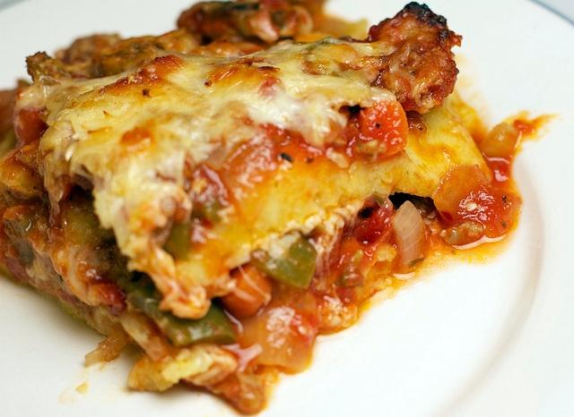 Polenta Lasagna by SkyWhisperer, via Flickr