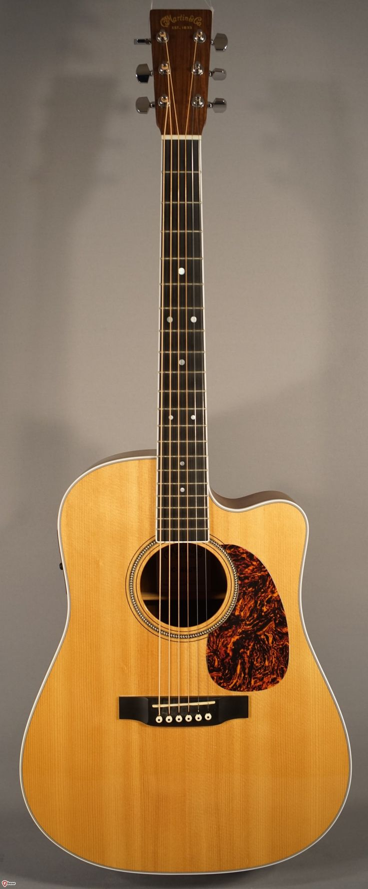 Martin Guitars USED! 2008 MARTIN DC-160GTE Acoustic Guitar With Case! > Guitars Acoustic | The Guitar Shoppe