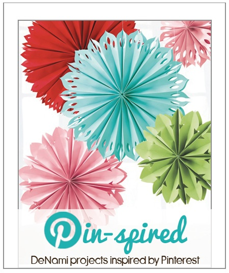 Pin-spired #paper #decor #pinwheels