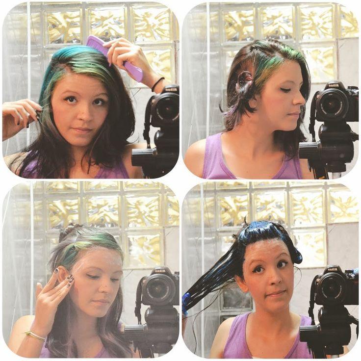 Veja essas dicas e siga o passo a passo de como pintar o cabelo com anilina.