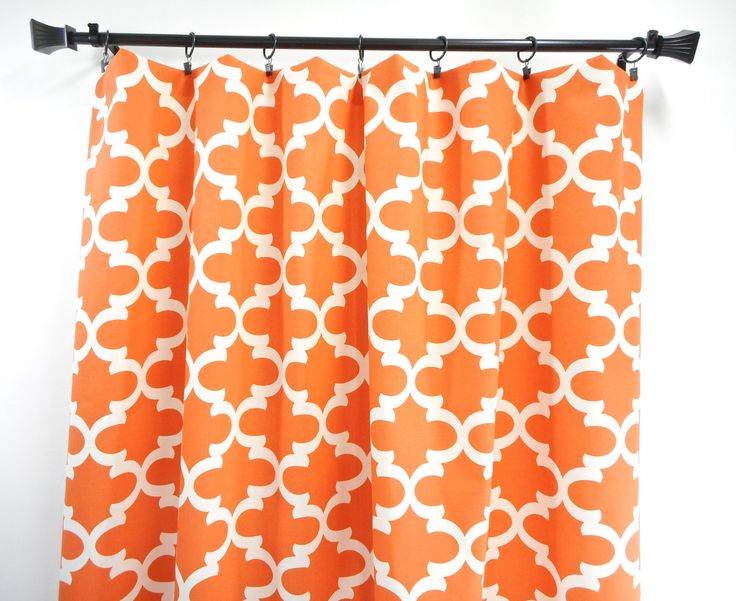 The 25+ best Orange office curtains ideas on Pinterest | Orange ...